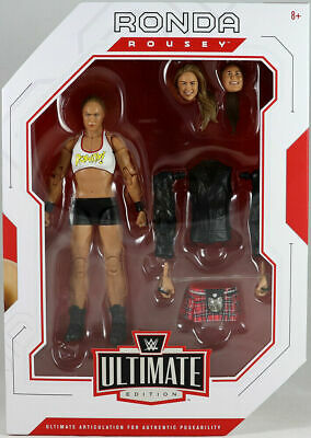 WWE Mattel Ronda Rousey Elite Ultimate Edition Series #1 Figure