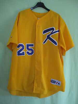 Maillot Baseball Athletic Majestic Smith #25 K vintage USA Jersey - XL