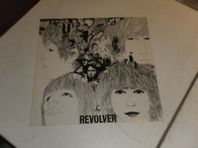 "THE BEATLES: Revolver, EMI/ PARLOP., 7 46441 1, EEC PRESS, 12""/ LP, MINT VINYL!!"
