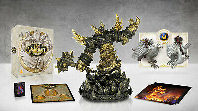 World of Warcraft 15th Anniversary Collector's Edition - NEW FOIL !! ENG !!