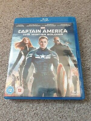 Captain America: The Winter Soldier [2014 Blu-ray]