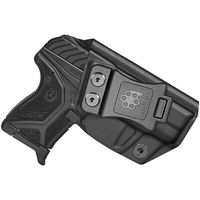 KYDEX HOLSTER FITS Ruger LCP w/ viridian laser Use As A