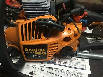 Poulan Pro PP4218A 18 Inch 42CC 2 Cycle Gas Chainsaw