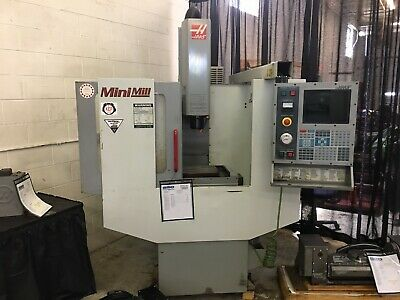 USED HAAS VF-2 Vertical Mill Machining Center 30x16 VMC Gear