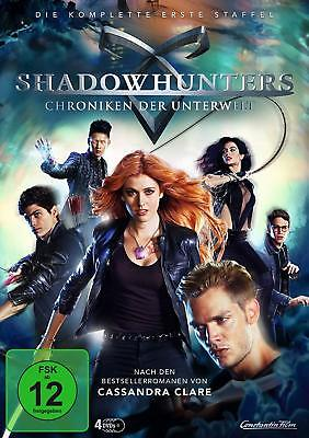 SHADOWHUNTERS - COMPLETE SEASON 1 - Region 2 - NEW DVD  - UK Dispatch