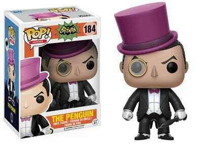 Batman Classic Tv Series #184 - The Penguin - Funko Pop! Heroes (Brand New)