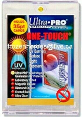 Ultra Pro 35Pt One Touch Magnetic Holder Uv Protection**Combined Shipping*