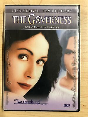 The Governess (DVD, 1998) - F0428