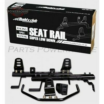 BUDDY CLUB BC08-RSBSRZN6-L Buddy Club Racing Spec Seat Rail FT86/BRZ/FRS -Left
