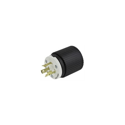 Pack of 10 Hubbell L715P Locking Plug