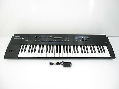 Roland JUNO-D 61 Key Polyphonic Velocity Sensitive  Keyboard Synthesizer
