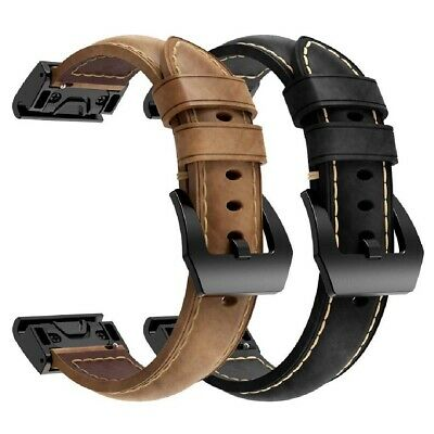 ZJE Genuine Leather Replacement Strap, Soft Leather