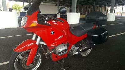 BMW R1100 RS motorcycle