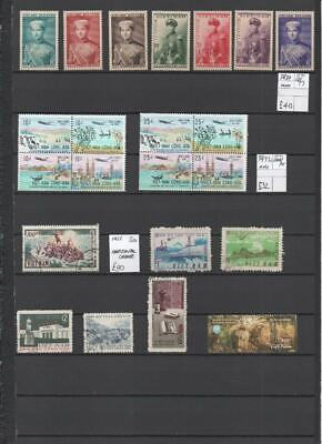 Vietnam Collection On 2 Pages