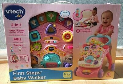 Vtech - First Steps Baby Walker (Pink)