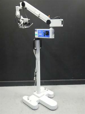ZEISS OPMI 1 FC  ON S21   SURGICAL   MICROSCOPE / DENTAL ENT Tested