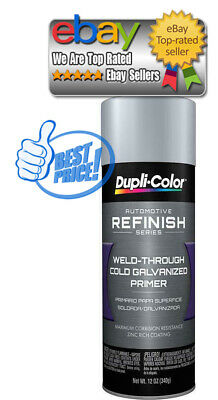 Dupli-Color EDPP108 Weld Thru Cold Galvanizd Primer, Packaging may vary *BEST*