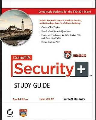 CompTIA Security+Study Guide: Exam SY0-201 by Dulaney, Emmett