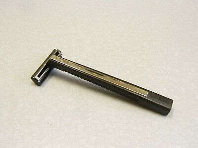 Vintage Gillette Trac II Safety Razor with Cartridge