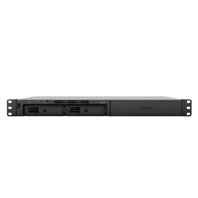 "Synology RackStation RS217 2-Bay 3.5"" Diskless 2xGbE NAS (1U Rack) (HMB), M"