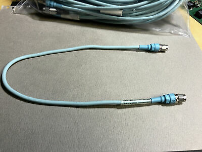 Micro-Coax 16 Inch 40 GHz Patch Cable SMA 2.92 K male UFB142A 26.5 RF Signal