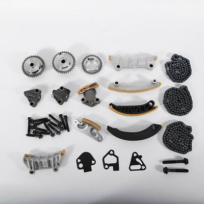 Timing Chain Kit For 2007-2015 Cadillac Buick Chevrolet Saturn Pontiac 3.6/3L US