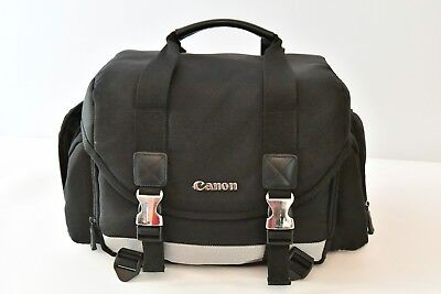 Canon 200DG Digital Camera Gadget Bag w/o shoulder strap