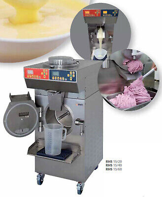Gelato Machine -Pasteurizer batch freezer MADE IN ITALY