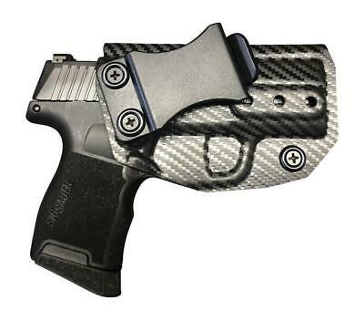 IWB Kydex Holster Sig Sauer P320C/238/365 (Multiple Colors) Carry Conceal