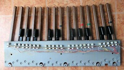 1 Thomas Organ Pedal  Unit From a 297 Model