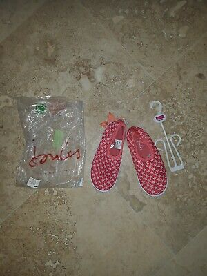 Joules Girls Beach Pool Shoes Size 13 New with tags