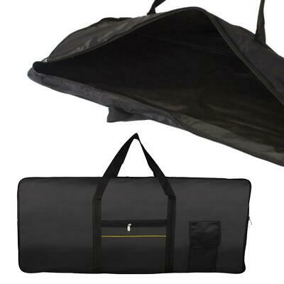 Electric 61 Key Keyboard Electric Piano Travel Bag Cover Case Advanced fabrics