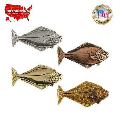 A003 Brooch Fish Bait Casting Rod /& Reel Pewter Lapel Pin Jewelry