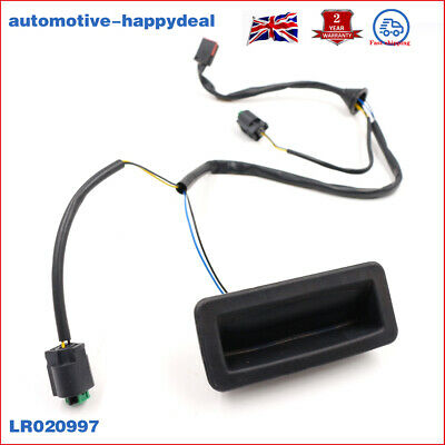 LR020997 Rear tailgate opener release switch for Land Rover Freelander 2 handle