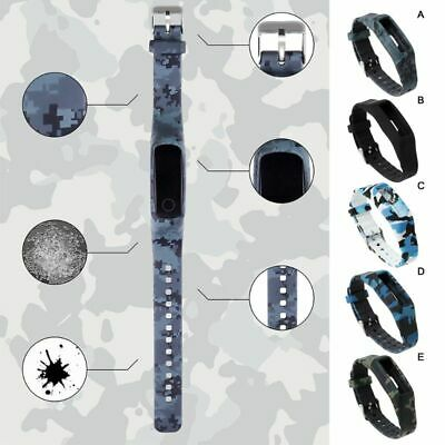 Replacement Strap Silicone Sport Wrist Watch Band For Huawei Honor Band 4 Watch