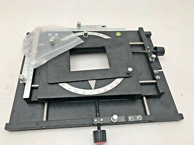 IFF baseboard micro geared rostrum registration dichroic copy carrier