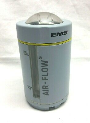 Ems Air-Flow Pulverkammer + Screw Cap for Air-Flow Master Ebt Tested