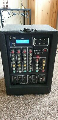QTX Sound PA-100 USB In Great Condition