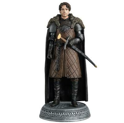 Game Of Thrones Eaglemoss Collection #24 Robb Stark (King in the North) Figure