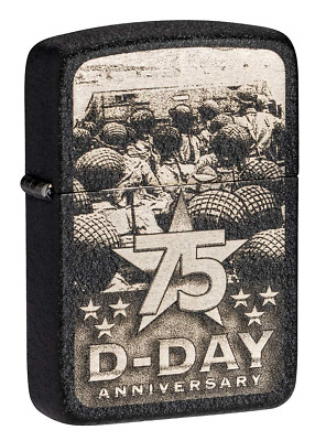 Zippo D-Day 75th Anniversary Lighter