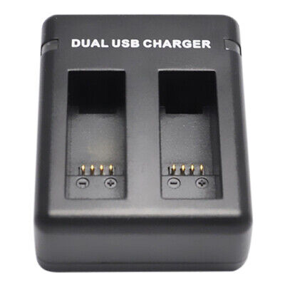 AHDBT-501 USB Dual Charger For GoPro Hero 5 Black Y2C9