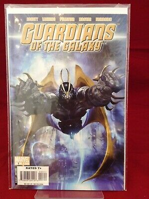 Guardians Of The Galaxy #3 2008 Marvel Comics Starhawk Abnett Lanning