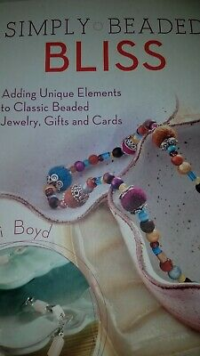Simply Beaded Bliss Book