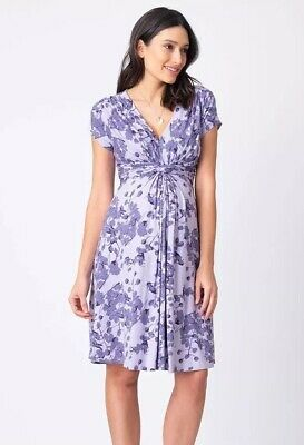 1e3c68a71012f Seraphine Lavender Blossom Maternity Dress Worn By Kate Middleton Size 8 Uk
