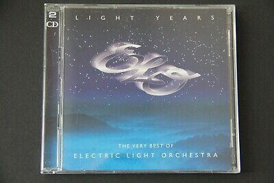 Electric Light Orchestra ‎– Light Years: 2CD PROGRESSIVE ROCK 1997 489039 2