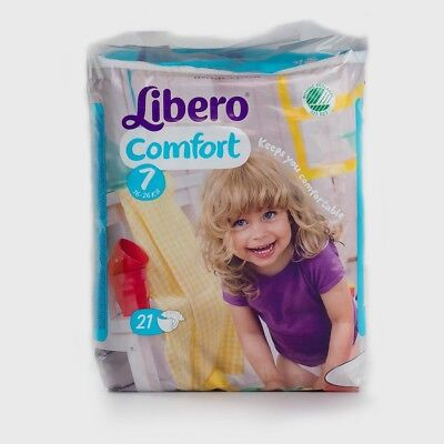 Libero Comfort XL Plus 7 (16-26 kg) - 21 Windeln