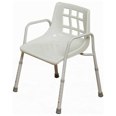 NRS Height Adjustable Shower Chair.