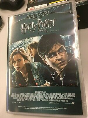 Harry Potter 1-8 Complete UK DVD Collection Films New & Box Set Free Postage.