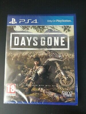 Days Gone PS4 - NEW & SEALED