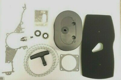 Replacement Service Kit Air Filters Pull Cord Gaskets Fits Husqvarna K950 K960